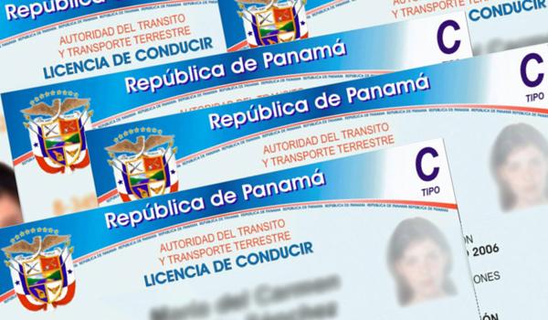licencia de conducir en Panamá