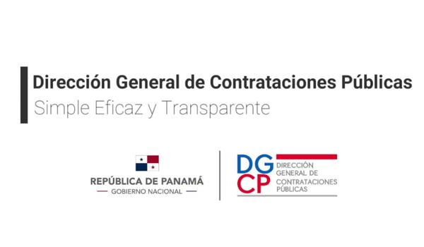 Inscripcion en el Portal www.panamacompra.gob.pa
